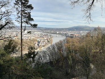 View on Linz